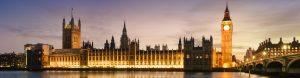 Big Ben House of Commons Banner