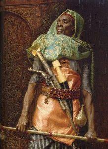 Moors Hebrew Israelite Sword