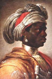 Moors Hebrew Israelite In Turban