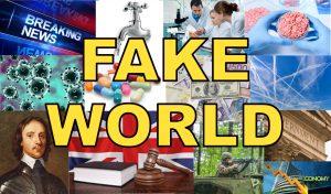 Fake World Banner